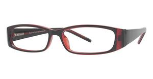 Royce International Eyewear Saratoga 29 Burgundy/Black