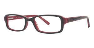 Guess GU 9089 Black Over Red