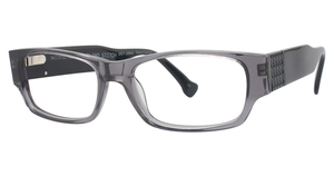 Marc Ecko Blind Stitch Grey Smoke Transparent