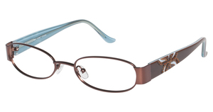 A&A Optical Charm Brown