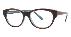 Boutique Design West 99423 C.2 - BLUE/BROWN