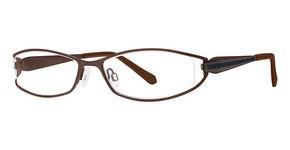 Modern Optical A301 Matte Brown/Gunmetal