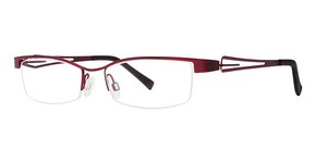 Modern Optical A302 Matte Wine