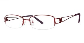 Modern Optical A304 Matte Burgundy
