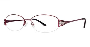 Modern Optical A303 Matte Burgundy