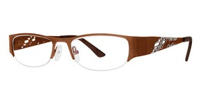 Modern Optical A306 Matte Brown