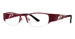 Modern Optical A306 Matte Burgundy