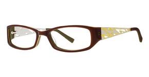 Modern Optical A309 Brown/Olive