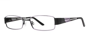 Modern Optical A318 matte purple/black