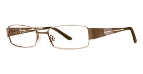 Modern Optical A318 Matte Brown/Dark Brown