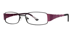 Modern Optical A320 matte black/plum