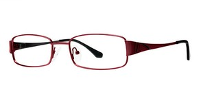 Modern Optical A321 Matte Burgundy/Black