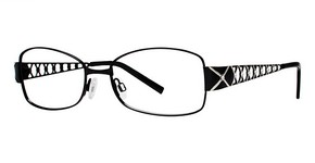 Modern Optical A328 Matte Black/Silver