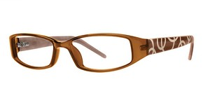 Modern Optical A323 Brown/Taupe