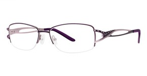 Modern Optical A327 matte plum/lilac