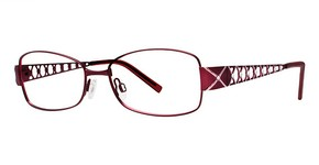 Modern Optical A328 Matte Burgundy/Pink