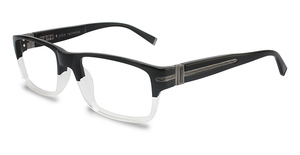 John Varvatos V349 Black / Crystal