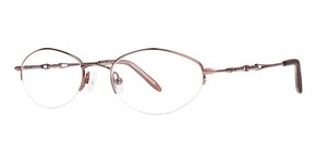 Modern Optical Debonair Brown