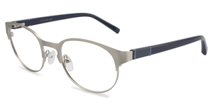 Jones New York Men J339 Brushed Silver