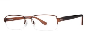Modern Optical GVX504 Matte Brown