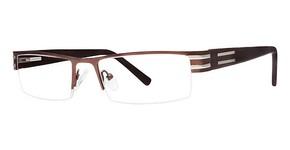 Modern Optical GVX502 Matte Brown