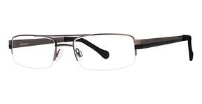Modern Optical GVX518 matte gunmetal/matte black