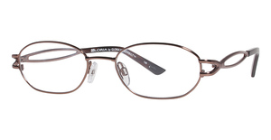 Gloria By Gloria Vanderbilt 4026 Eyeglasses