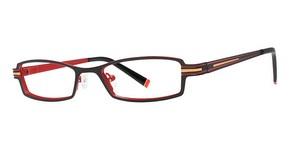 Modern Optical 10x213 Matte Black/Red