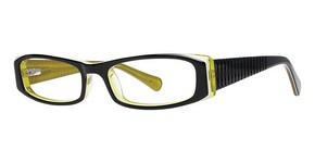 Modern Optical 10x219 Black/Lime