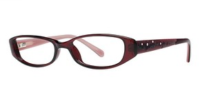 Modern Optical 10x216 Burgundy