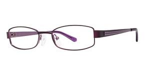 Modern Optical 10x223 matte purple/fuchsia