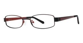 Modern Optical 10x223 Matte Black/Red