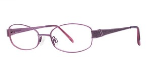 Modern Optical Aldana matte lilac/plum