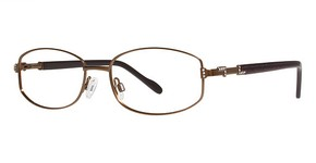 Modern Optical Cabaret Matte Brown