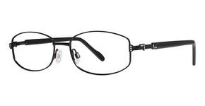 Modern Optical Cabaret Matte Black