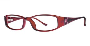 Modern Optical Elegant BURGUNDY/LIGHT PINK
