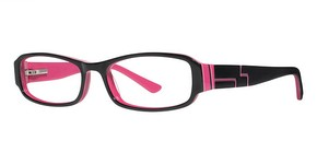Modern Optical Gala Black/Rose