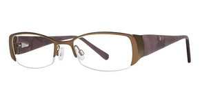 Modern Optical Elite Matte Brown