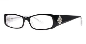 Modern Optical Embrace Black/White