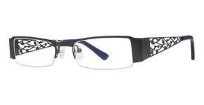 Modern Optical Carly Matte Black 5284