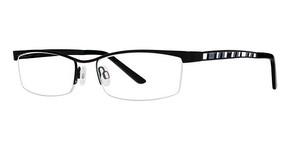 Modern Optical Saga Matte Black 5284