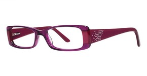 Modern Optical Sasha Wine/Burgundy