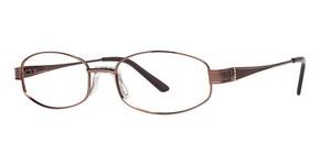Modern Optical Pleasant Brown