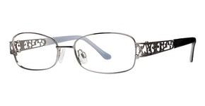 Modern Optical Lovely Gunmetal/Silver