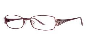 Modern Optical Luster Matte Mauve