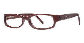 Modern Optical Margo Burgundy