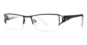 Modern Optical Reese Matte Black/White