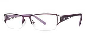 Modern Optical Reese Matte Plum