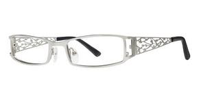 Modern Optical Stunning Matte Silver