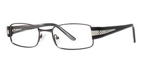 Modern Optical Sensual Matte Gunmetal/Silver
